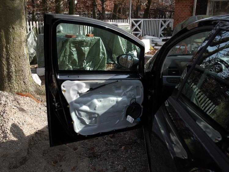 Mcfrede Dk Fiat Grande Punto In Car Entertainment
